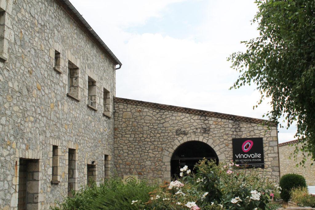 Cave de Côte d'Olt, Vinovalie