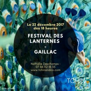 Soirée entreprises au Festival des Lanternes 2018 1