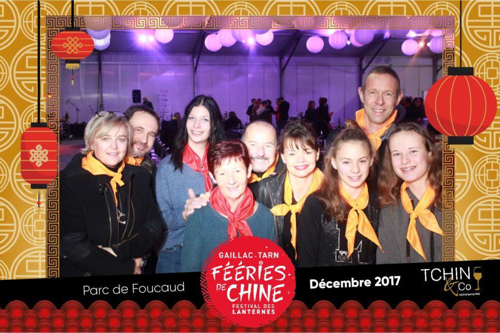 Soirée entreprises au Festival des Lanternes 2018 2