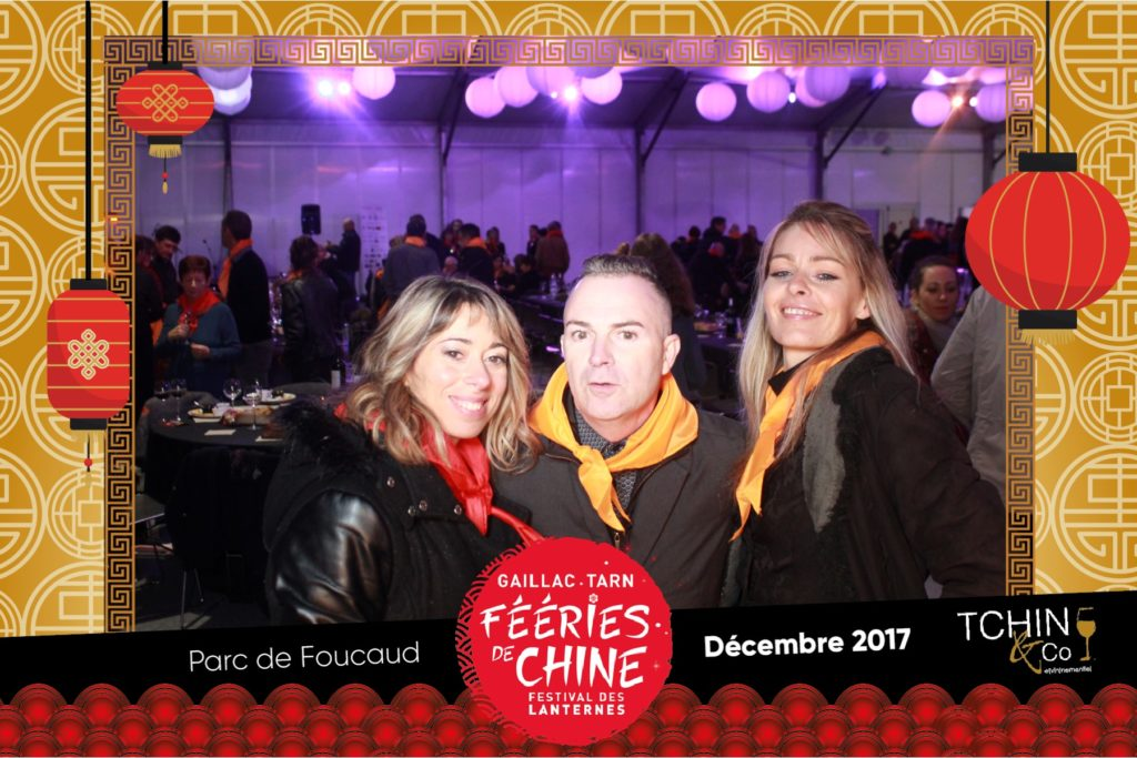 Soirée entreprises au Festival des Lanternes 2018 3