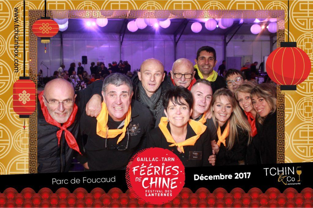Soirée entreprises au Festival des Lanternes 2018 4